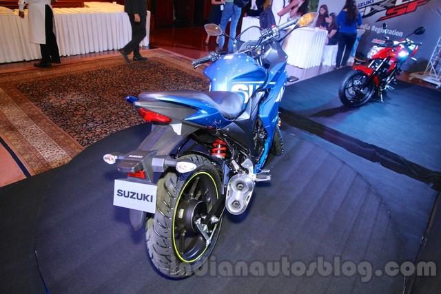Suzuki gixxer SF 150 - Môtô giá rẻ dành cho người Việt